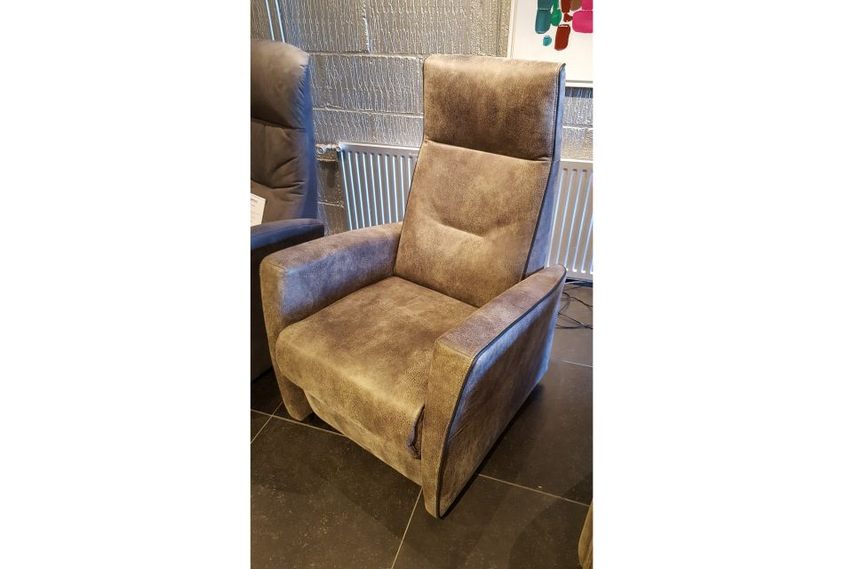 Sta op fauteuil model harry uitverkoop for Fauteuils uitverkoop
