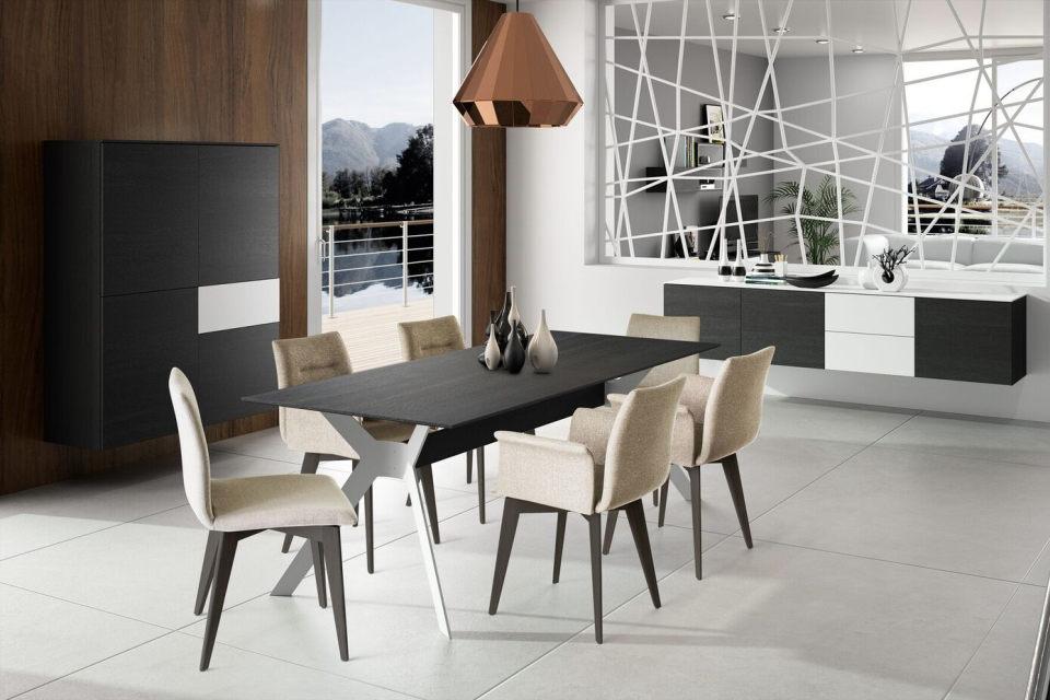 Cascade meubelen mintjens for Moderne stoelen outlet