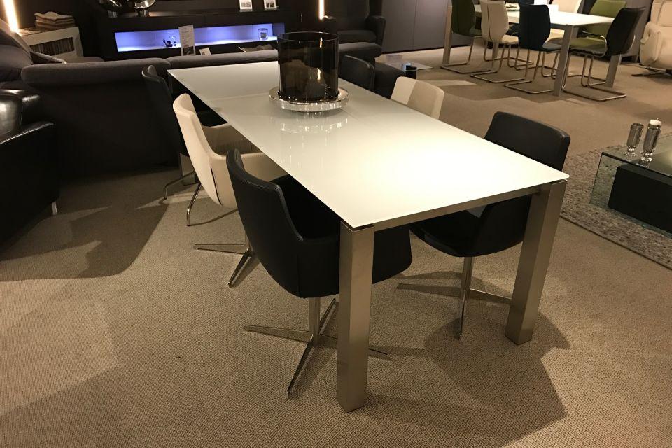 Eettafel karat type tq 90x240 uitverkoop for Uitverkoop meubelen
