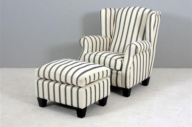 Romantische fauteuil folkstone - Romantische fauteuil ...