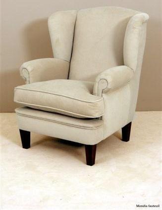 Romantische fauteuil mondia - Romantische fauteuil ...
