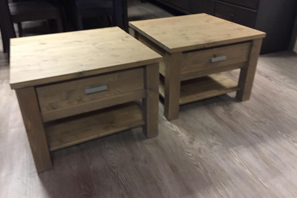 Grenen hoektafel van alta meubelen uitverkoop for Uitverkoop meubelen