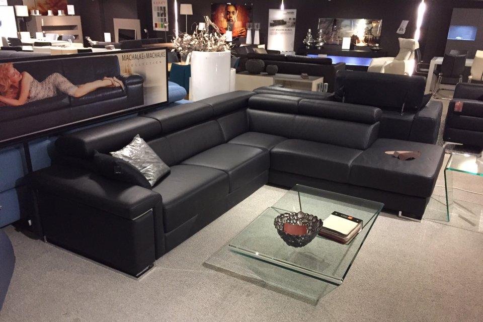 Showroom Uitverkoop Hoekbank  Divan concept woonkamer slaapkamer en eetkamer meubels  Showroom