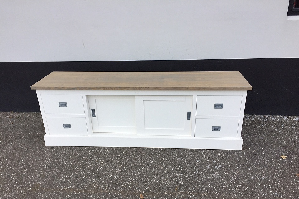 Tv dressoir Box Richmond Interiors Uitverkoop